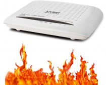 router fire