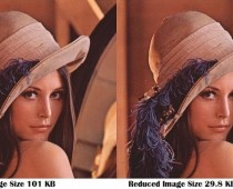 Image Size Reduction