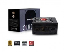 Circle Raw Power 500 Watt PSU