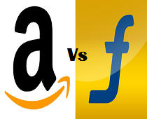amazon vs flipkart