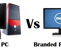 Assembled PC Vs Branded PC