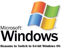 Benefits of Windows 64-bit OS