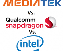 MediaTek vs. Snapdragon vs. Intel Processors Comparison