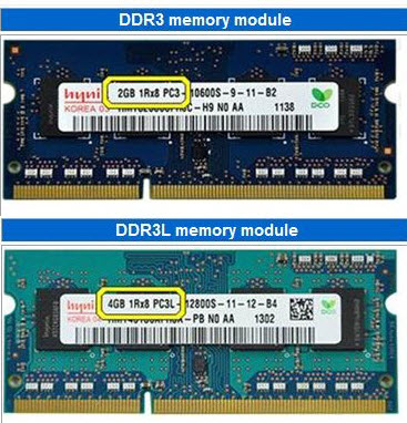 DDR3 and DDR3L