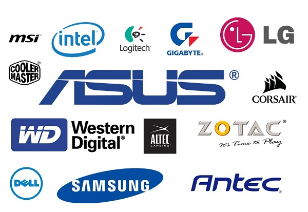 Best Brands For Computer Hardware Components