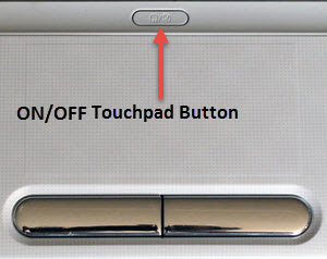 how to turn off trackpad laptop without fn