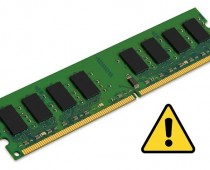 Faulty RAM