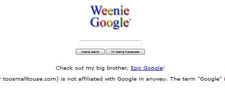 weenie-google
