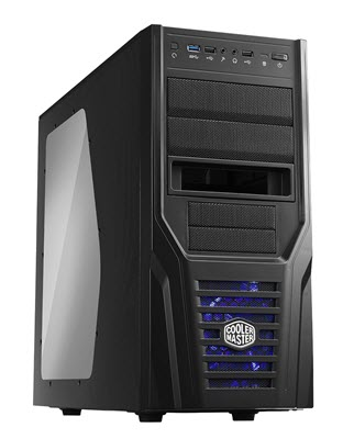 Cooler Master Elite 431 Plus Cabinet