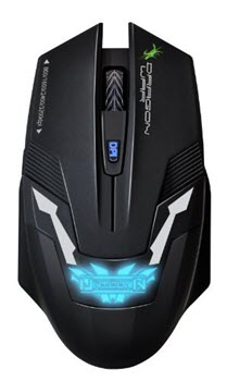 Dragon War ELE-G8 Unicorn Bluetrack Gaming Mouse
