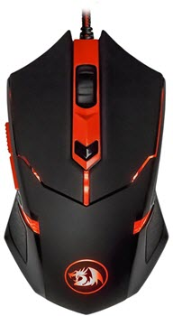 Redragon M601 CENTROPHORUS-2000 DPI Gaming Mouse