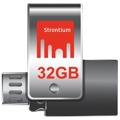 Strontium Nitro Plus OTG Pen Drive
