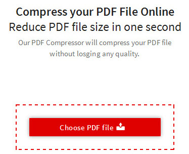 Compress PDF PowerPoint Word Excel PNG TIFF & JPEG files online for free