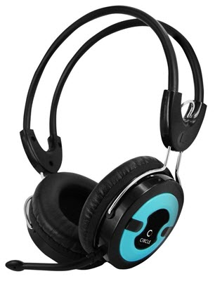Circle Concerto 202 Multimedia Headphones