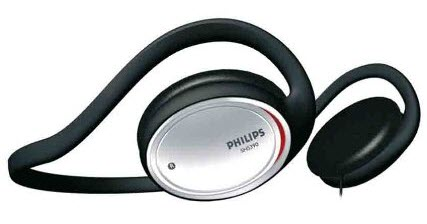 Philips SHS-390 Neck Band Head Phones