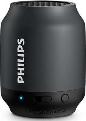 Philips-BT50B-Wireless-Portable-Bluetooth-Speaker