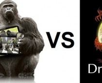 Gorilla Glass vs Dragontrail Glass