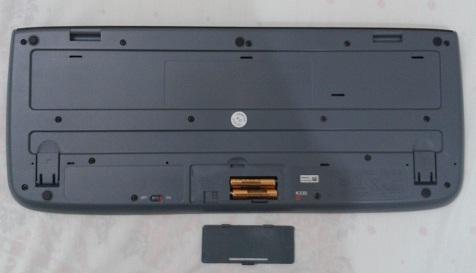 Logitech-K330-Battery