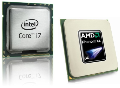 intel-and-amd-processors