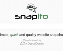 Snapito Screenshot Tool