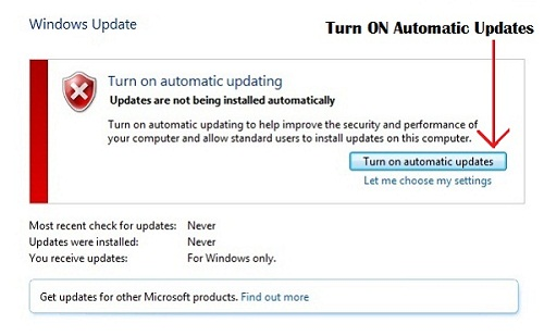 Windows-Automatic-Updates