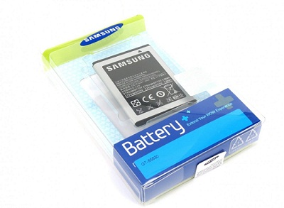 Samsung-Battery-Sealed-Packing