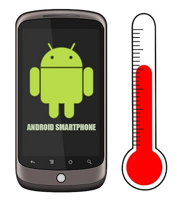 Android-Smartphone-Heating