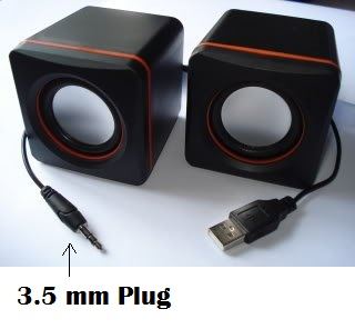 Laptop-USB-Speakers