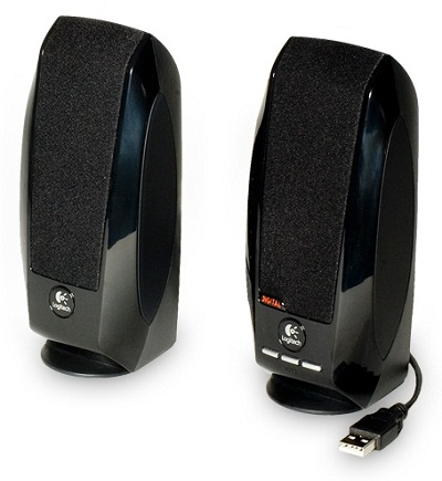 USB-Bus-Speakers