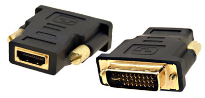 DVI-to-HDMI-Adapter