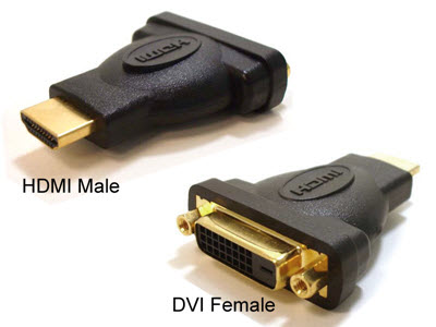 HDMI-to-DVI-Adapter