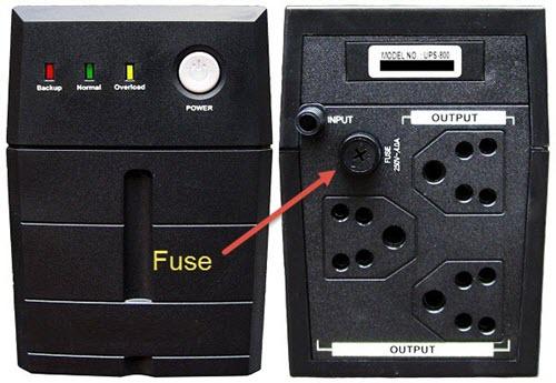 UPS-Fuse