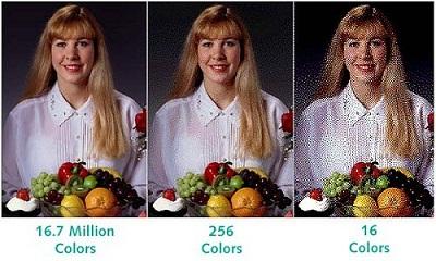 Color-depth-image