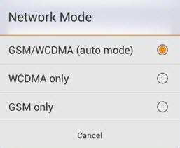 Network-Mode-GSM-WCDMA