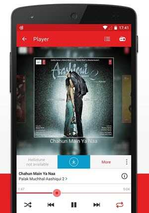 hindi music download app for android