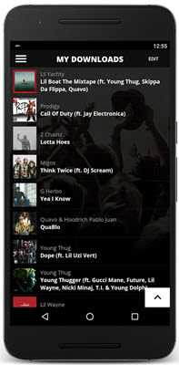 20+ Free Music Downloader Apps for Android, iOS & Windows Phone