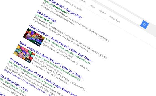 google-barell-roll