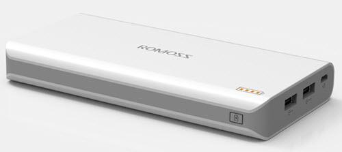 Romoss-SOLO-6-16000-mAh-Power-Bank