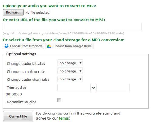 audio.online-convert