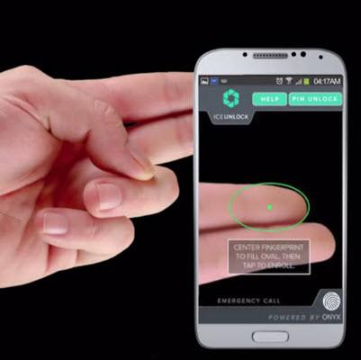 ice unlock fingerprint scanner apk
