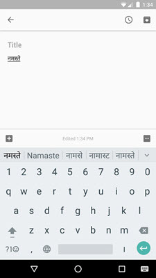Google-Indic-Keyboard-App
