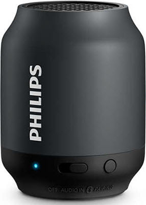 Philips-BT50B-Wireless-Portable-Bluetooth-Speaker